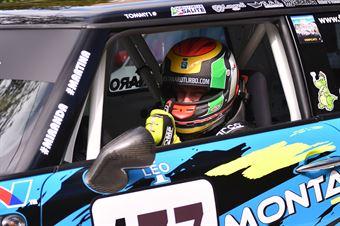 Montanaro Oronzo (Fasano Corse Asd, Mini Cooper S #177), CAMPIONATO ITALIANO VELOCITÀ MONTAGNA
