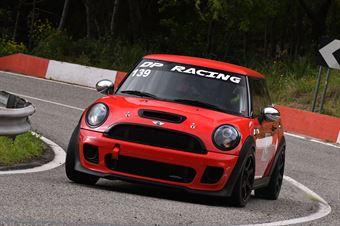 Vito Tagliente (SCS Motorsport, Mini Cooper JCW #139), CAMPIONATO ITALIANO VELOCITÀ MONTAGNA