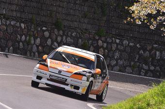Trapasso Salvatore (New Generation Racing, Peugeot 106 #159), CAMPIONATO ITALIANO VELOCITÀ MONTAGNA
