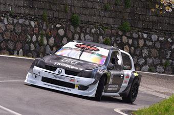 Daniele Pelorosso ( Renault Clio Proto #79), CAMPIONATO ITALIANO VELOCITÀ MONTAGNA