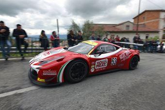 Luca Gaetani ( Vimotorsport, FERRARI 458 GT3 #53), CAMPIONATO ITALIANO VELOCITÀ MONTAGNA