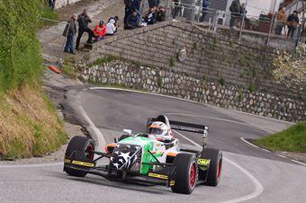 Carfì Giovanni Orazio (Motor Team Nisseno, Formula renault #4), CAMPIONATO ITALIANO VELOCITÀ MONTAGNA