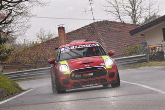 Andrea Palazzo (Fasano Corse, Mini Challenge CUP #136), CAMPIONATO ITALIANO VELOCITÀ MONTAGNA
