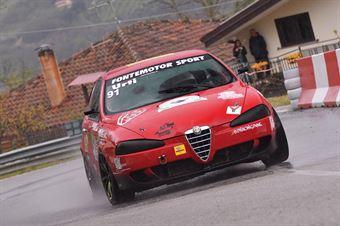 Urti Francesco (Scuderia Vesuvio,  Alfaromeo 147 #91), CAMPIONATO ITALIANO VELOCITÀ MONTAGNA