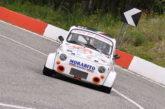 Morabito Domenico (Fiat 500, A.S.D. Piloti Per Passione #237), CAMPIONATO ITALIANO VELOCITÀ MONTAGNA