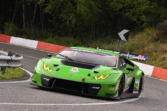 Lucio Periggini (AB Motorsport, Lamborghini Huracan #52), CAMPIONATO ITALIANO VELOCITÀ MONTAGNA