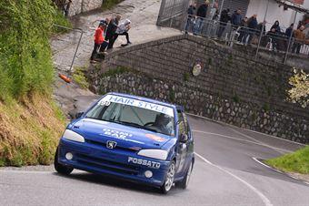 Rocco Porcaro (Piloit per Passione, Peugeot 106 #199), CAMPIONATO ITALIANO VELOCITÀ MONTAGNA