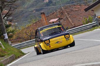 Garritano Pietro(Autosport Sila, Fiat 126 #257), CAMPIONATO ITALIANO VELOCITÀ MONTAGNA