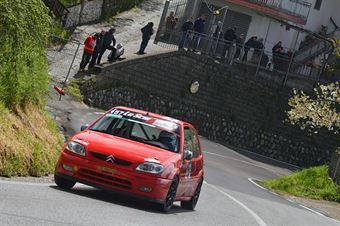 Lo Schiavo Vincenzino (Cosenza Corse, Citroen Saxo Vts #157), CAMPIONATO ITALIANO VELOCITÀ MONTAGNA
