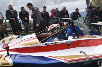Danny Molinaro (Osella Pa 21jrb #22), CAMPIONATO ITALIANO VELOCITÀ MONTAGNA