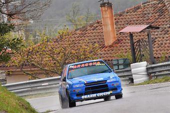 Rosato Vito(Peugeot 106 Rally, Apulia Corse #86), CAMPIONATO ITALIANO VELOCITÀ MONTAGNA