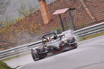 Caruso Luca (Osella Pa/2000 #14), CAMPIONATO ITALIANO VELOCITÀ MONTAGNA