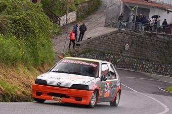 Brecchi Leandro Ernesto(Kronoracing, Peugeot 106 #214), CAMPIONATO ITALIANO VELOCITÀ MONTAGNA