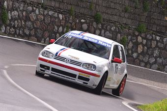 Bruno Mario Anania (VW Golf GTD #175), CAMPIONATO ITALIANO VELOCITÀ MONTAGNA