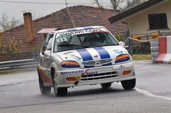 Lo Schiavo Raffaele (Citroen Saxo 1.6 Vts, Tramonti Corse #133), CAMPIONATO ITALIANO VELOCITÀ MONTAGNA