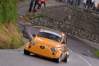 Butera Felice (New Generation racing, Fiat 500 #256), CAMPIONATO ITALIANO VELOCITÀ MONTAGNA