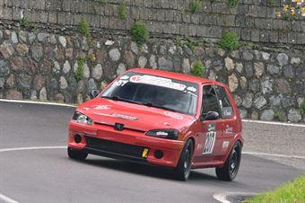 Angelo Cassavia (Peugeot 106 #207), CAMPIONATO ITALIANO VELOCITÀ MONTAGNA