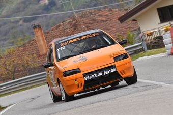 Roperto Fernando (Cosenza Corse, Fiat Punto Jtd #172), CAMPIONATO ITALIANO VELOCITÀ MONTAGNA