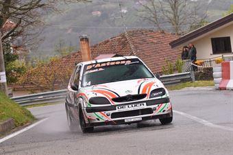 Davide D'acri (Kronoracing, Citroen Saxo #84), CAMPIONATO ITALIANO VELOCITÀ MONTAGNA