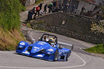 Giuseppe Rubino(New Generation Racing, Elia Avrio ST 09 Evo #28), CAMPIONATO ITALIANO VELOCITÀ MONTAGNA