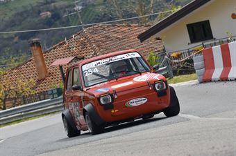 Torcasio Giuseppe (New Generation racing, Fiat 126 #254), CAMPIONATO ITALIANO VELOCITÀ MONTAGNA