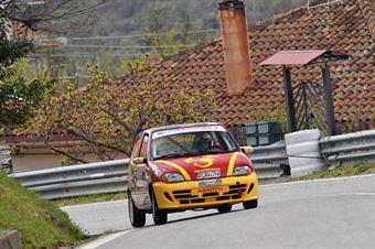 Lipari Antonio (Kronoracing, Fiat Seicento Sp #228), CAMPIONATO ITALIANO VELOCITÀ MONTAGNA
