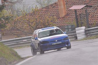 Cozzolino Giacomo (Peugeot 106 S16 #108), CAMPIONATO ITALIANO VELOCITÀ MONTAGNA