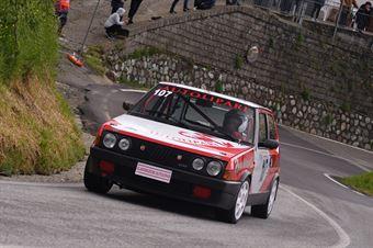 Lipari Salvatore (Piloti Per Passione, Fiat Ritmo 130 Tc #107), CAMPIONATO ITALIANO VELOCITÀ MONTAGNA