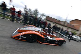 Achille Lombardi ( Vimotorsport, Osella PA 21 jrb #31), CAMPIONATO ITALIANO VELOCITÀ MONTAGNA