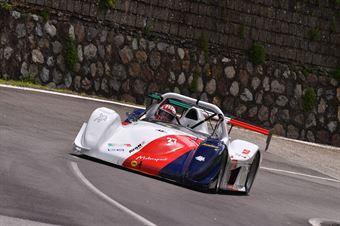 Paola Almirante Nicola (New Generation Racing, Radical Sr3 #27), CAMPIONATO ITALIANO VELOCITÀ MONTAGNA