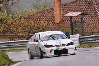 Domenico Capuano (Catania Corse, Nissan Primera #81), CAMPIONATO ITALIANO VELOCITÀ MONTAGNA