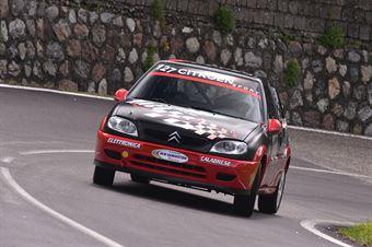 Argiro' Maurizio(New Generation Racing, Citroen Saxo Vts #127), CAMPIONATO ITALIANO VELOCITÀ MONTAGNA