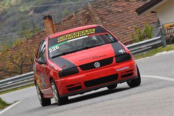 Costabile Francesco(VW Polo #226), CAMPIONATO ITALIANO VELOCITÀ MONTAGNA