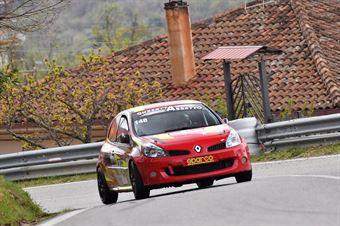 Giorgio Dallura (Renault Clio RS #148), CAMPIONATO ITALIANO VELOCITÀ MONTAGNA