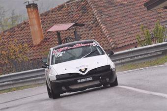 Giorno Gianluca(Cosenza Corse, Alfa 145 Ts #106), CAMPIONATO ITALIANO VELOCITÀ MONTAGNA