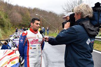 Intervista Danny Molinaro, CAMPIONATO ITALIANO VELOCITÀ MONTAGNA