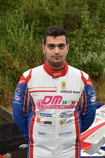 Danny Molinaro, CAMPIONATO ITALIANO VELOCITÀ MONTAGNA