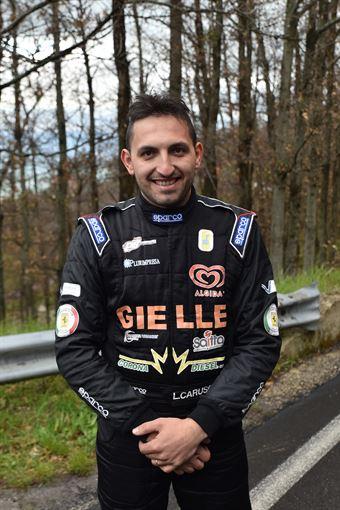 Luca Caruso, CAMPIONATO ITALIANO VELOCITÀ MONTAGNA