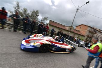 Danny Molinaro Osella Suzuki, CAMPIONATO ITALIANO VELOCITÀ MONTAGNA