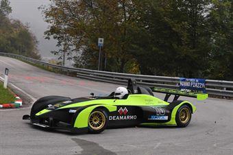 Damiano Schena ( Alby Racing Team, Wolf Thunder #15), CAMPIONATO ITALIANO VELOCITÀ MONTAGNA