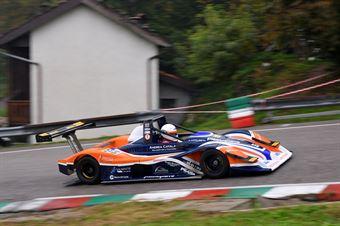 Andrea Catalani (Osella PA 21s #35), CAMPIONATO ITALIANO VELOCITÀ MONTAGNA