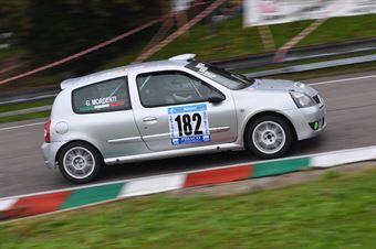 Mordenti Giacomo (Piloti Forlivesi, Renault Clio #182), CAMPIONATO ITALIANO VELOCITÀ MONTAGNA