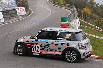 Manolio Gennaro (Fasano Corse, Mini cooper S #212), CAMPIONATO ITALIANO VELOCITÀ MONTAGNA