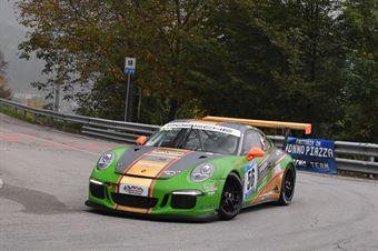 Frijo Sebastiano (Superchallenge, Porsche GT3 #56), CAMPIONATO ITALIANO VELOCITÀ MONTAGNA