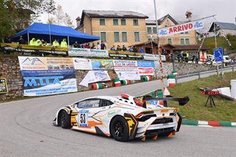 Rosario Parrino (Antonelli Motorsport , Lamborghini Huracan #53), CAMPIONATO ITALIANO VELOCITÀ MONTAGNA