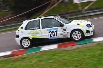 Cargnel Michele ( Citroen Saxo VTS, Historika Motorsport #251), CAMPIONATO ITALIANO VELOCITÀ MONTAGNA