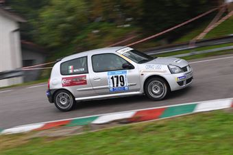 Cervo Walter (VimotorSport, Renault Clio RS #179), CAMPIONATO ITALIANO VELOCITÀ MONTAGNA