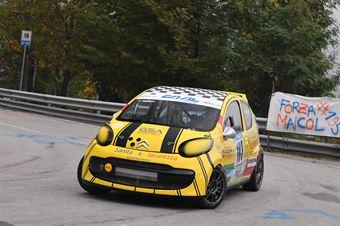 Marco Berardi ( Sc. Gruppo Sportivo Todi Corse, Citroen C1 #103), CAMPIONATO ITALIANO VELOCITÀ MONTAGNA