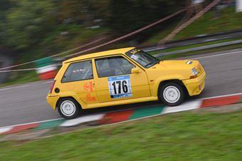 Igor De March (Vimotorpsort, Renaul 5 GTT #176), CAMPIONATO ITALIANO VELOCITÀ MONTAGNA
