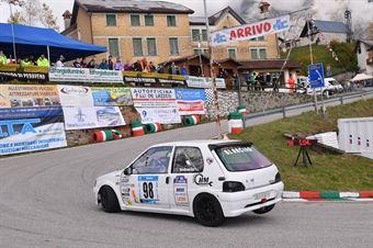 Vedovello Riccardo (BL Racing, Peugeot 106 #98), CAMPIONATO ITALIANO VELOCITÀ MONTAGNA
